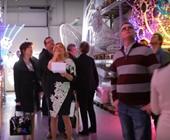 Nagy sikere volt a fénydekorációs nyíltnapnak és garázsvásárnak!