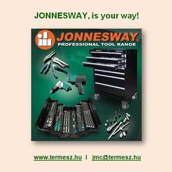 Jonnesway szerszámok Budaörsön a Termesz Szerszámházban
