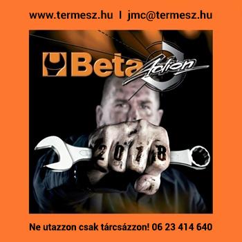 BETA szerszámok Budaörsön a TERMESZ Szerszámházban!