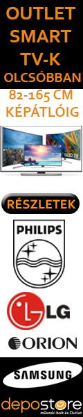Depostore új TV