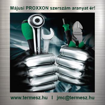 Proxxon szerszámok Budaörsön a Termesz Szerszámházban