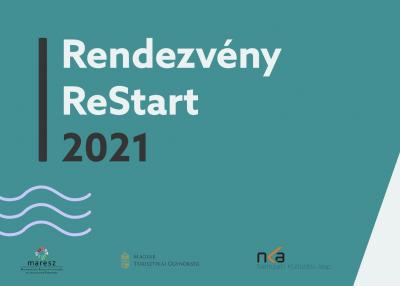 Rendezvény ReStart, 2021. június 24. – Konferencia a hazai rendezvényszektor kihívásairól és lehetőségeiről