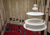 Ünnepi hangszobor-kiállítás nyílt a Müpában