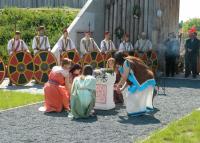 Megnyílt a kibővített almásfüzitői Azaum Római Tábor