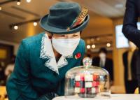 Rubik-kocka inspirálta alkotások készültek Japánban