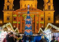 A budapesti Advent Bazilika lett Európa legszebb karácsonyi vására