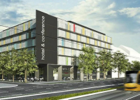 Új hotel épülhet a Hungária körúton