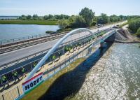 Június közepétől használható a Tiszafüred-Poroszló bicikliút