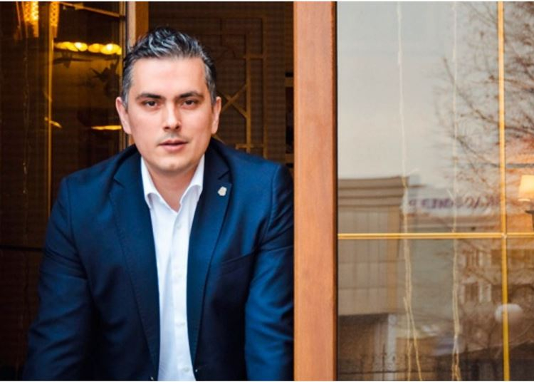 Selim Ölmez a Matild Palace marketingigazgatója