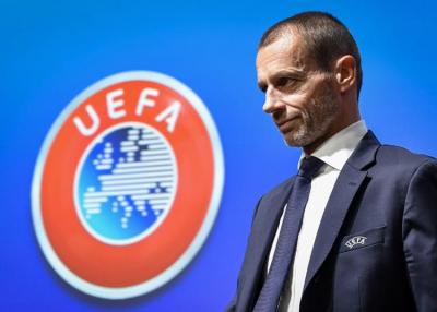 Labdarúgás: az UEFA a júliusi folytatást célozta meg