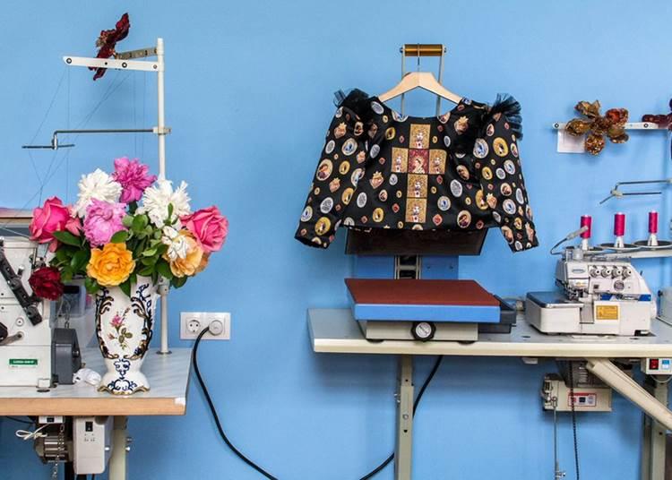 Megnyílt a Romani Design új kiállítása az Iparművészeti Múzeum Ráth-villájában