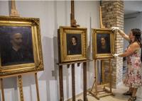 Három új eredeti festménnyel gyarapodott a Munkácsy Mihály Múzeum