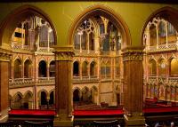Ingyenesen, virtuális vezetéssel lehet megnézni az Országházat