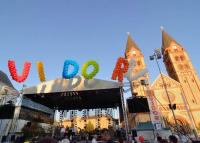 Vidor Fesztivál színházi programja, 2021. augusztus 27 -szeptember 4.