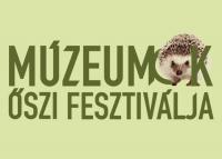 Múzeumok Őszi Fesztiválja, 2020. szeptember 28 - november 11.