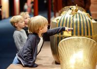 Meghosszabbították a Tutanhamon Kincsei kiállítást