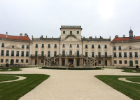 Új lakosztály vált látogathatóvá Eszterházán