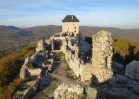 Regéc: Jövő nyárra készülhet el a vár részleges rekonstrukciója