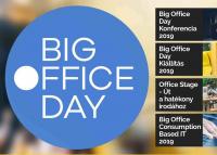 Big Office Day 2019 kiállítás és konferencia, 2019. november 20.