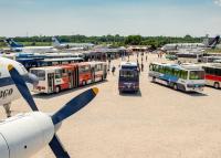 Legendás Ikarus autóbuszok az Aeroparkban - 2020. október 3-4.