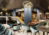 M-Square Hotelként nyílt meg a megújult Madách téri szálloda
