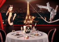 Párizsi randevú dinner show