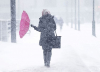 Készüljön: brutális tél tör ránk 10 centis hóval, szélviharral, csúszós utakkal