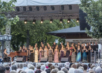 Tizedik alkalommal jelentkezik ingyenes programjaival az OperaFüred, 2021. július 29. - augusztus 1.