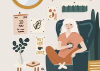 Egy csésze empátia: közösségi kiállítással nyit újra a Magyar Vöröskereszt kávézója
