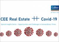 CEE információs csomag: a Colliers nyomonköveti a régió ingatlanpiaci helyzetét