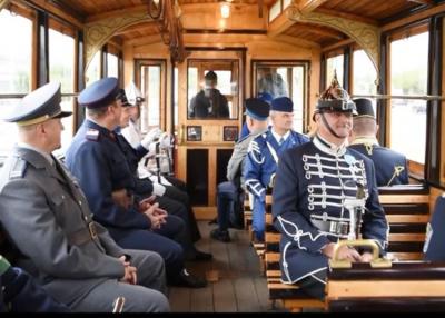 A budapesti rendőrök idén ünnepelik fennállásunk 140. évfordulóját